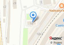 Компания «Вивалайн» на карте