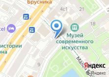 Компания «Психолог.ру» на карте