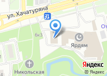 Компания «BRP.SU» на карте