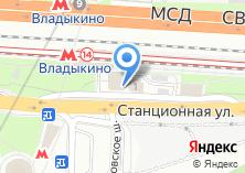 Компания «Спецкров» на карте