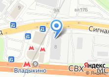 Компания «ЮрПраво» на карте