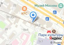 Компания «Кодекс» на карте