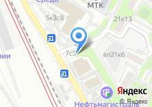 Компания «Pick Parts» на карте