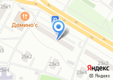 Компания «Участковый пункт полиции район Котловка» на карте
