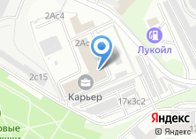 Компания «Рускомпозит» на карте