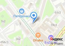 Компания «Глазаная клиника доктора Крячко» на карте
