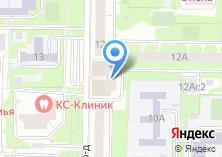 Компания «Молочно-раздаточный пункт Детская поликлиника №125» на карте