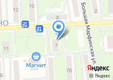 Компания «Маяк-2» на карте