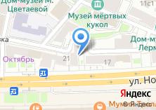 Компания «FortDeluxe» на карте