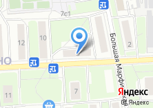 Компания «Библиотека семейного чтения №231» на карте