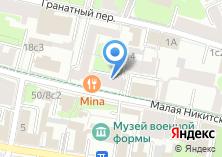 Компания «Контакт-Культура» на карте