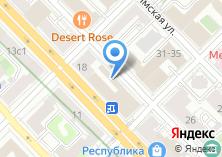 Компания «Advance» на карте