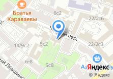 Компания «Московская Патриархия Русской Православной Церкви» на карте