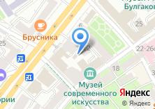 Компания «Городской попечительский совет правоохранительных органов» на карте