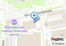 Компания «ШОП4АВТО» на карте