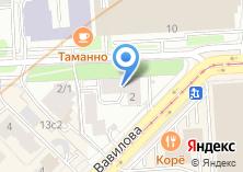 Компания «Ассоциация Бизнес Мастерства» на карте