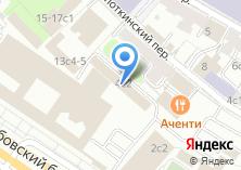 Компания «РИА Новости» на карте