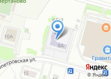 Компания «Детская музыкальная школа им. Б.А. Чайковского» на карте
