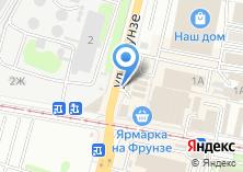 Компания «Сеть магазинов бытовой химии» на карте