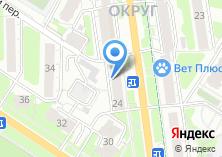 Компания «Пилигрим» на карте
