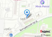 Компания «РВВ-Авто» на карте