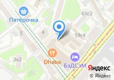 Компания «Центр эстетики лица и тела на Белорусской» на карте