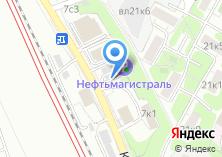 Компания «Шиномонтажная мастерская на Канатчиковском проезде» на карте