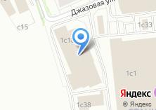 Компания «Медтехника м1» на карте