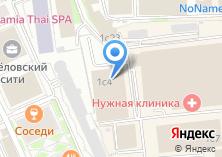 Компания «M-service» на карте