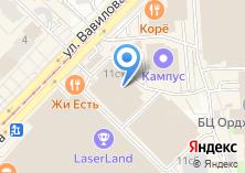 Компания «Офис360» на карте
