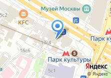 Компания «САНРАЙЗ ТУР» на карте