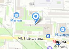Компания «Империя Фитнеса» на карте
