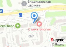 Компания «Комфорт-С» на карте