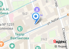 Компания «Строящееся административное здание по ул. Большой Николопесковский пер» на карте