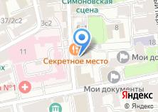 Компания «РУСТИНКО» на карте