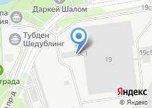 Компания «Тахограф Сервис М» на карте