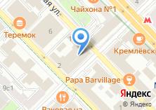 Компания «Ателье тела» на карте