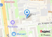 Компания «Комплект сервис» на карте