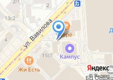 Компания «Neskuchny CrossFit» на карте