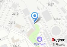 Компания «Элкон» на карте