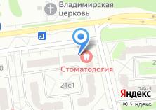 Компания «Столица БУТОВО» на карте