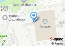 Компания «ВЭЛДАН» на карте