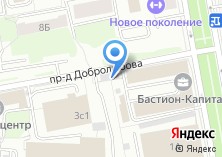 Компания «Архи-Пласт» на карте