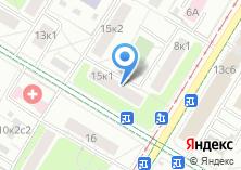 Компания «Сильвия» на карте