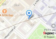 Компания «Общественная палата РФ» на карте