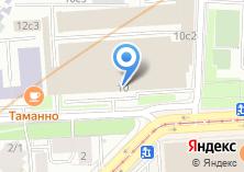 Компания «Nika group» на карте