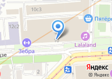Компания «Техновиль» на карте