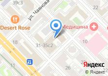 Компания «Митас торговая компания» на карте