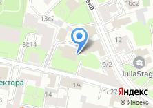 Компания «Ulyana Sergeenko» на карте