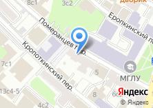Компания «Реквием-Сервис» на карте